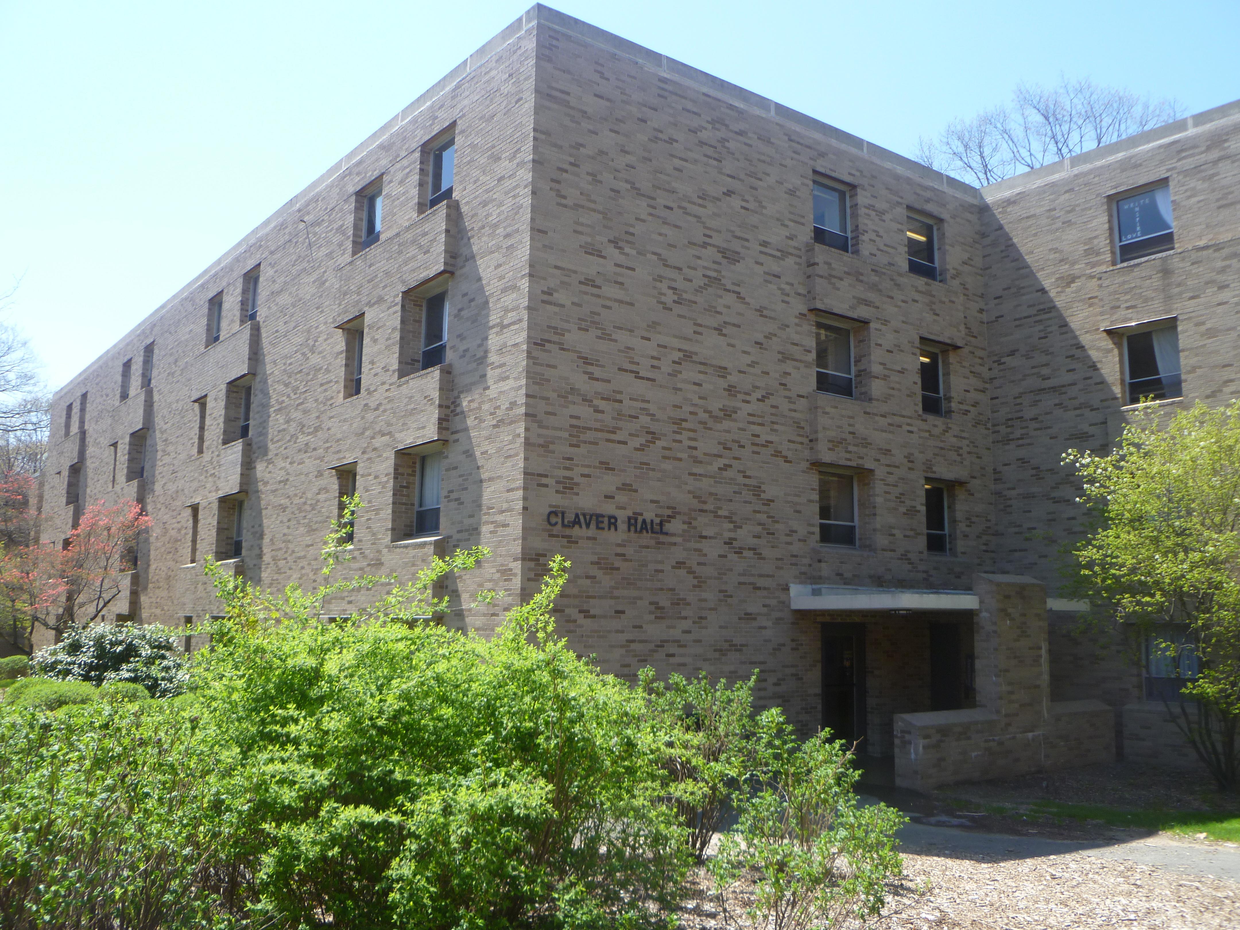 Boston university claver hall